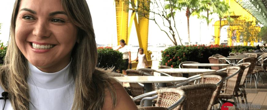 Entrevista com Sofia Paz - Premiun Carnes & Carnívoros Festival