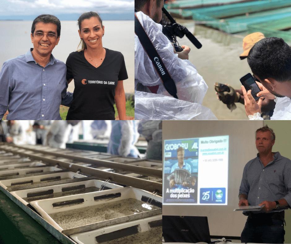 Expedição promove trocas e muito aprendizado no agro brasileiro