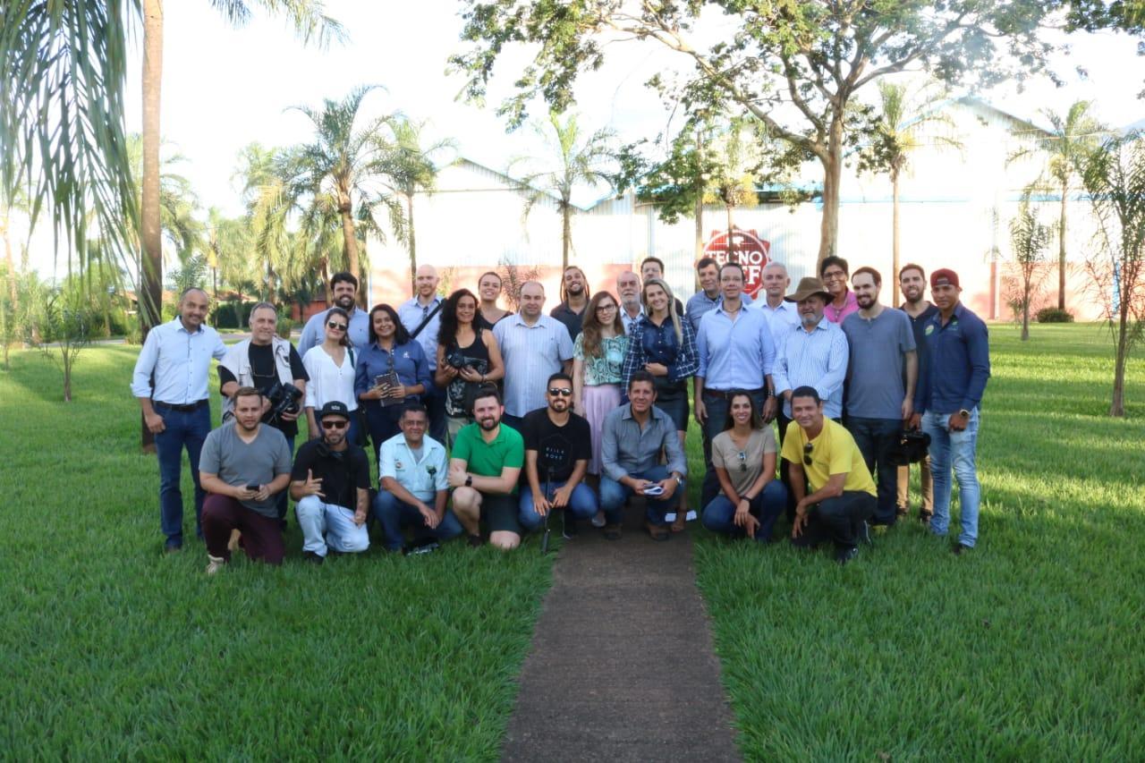 TC participa de expedição que promove trocas e muito aprendizado no Agro brasileiro