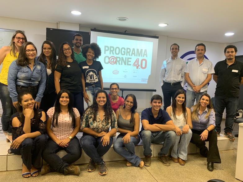Programa Carne 4.0 inicia a formação de 49 futuros profissionais no MT