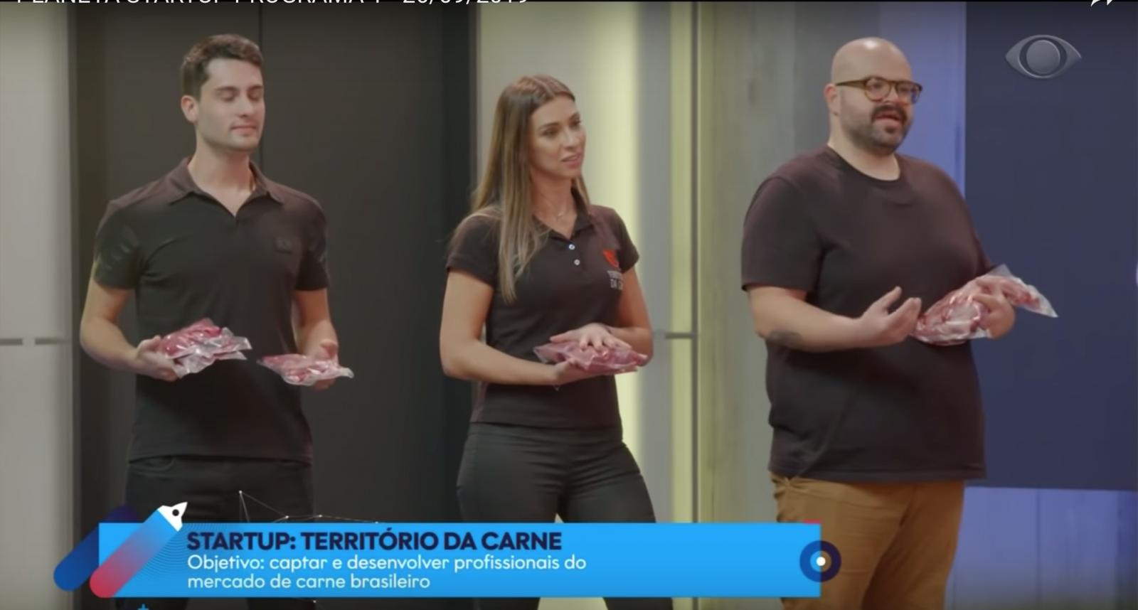 Território da Carne estreia no novo reality da BAND!